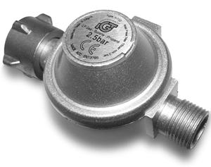 Регулятор давления газа A235i